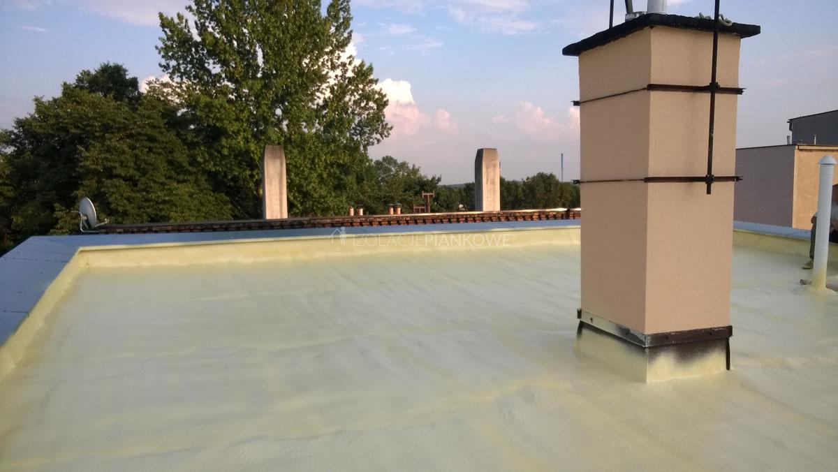 izolacja dachu PUR