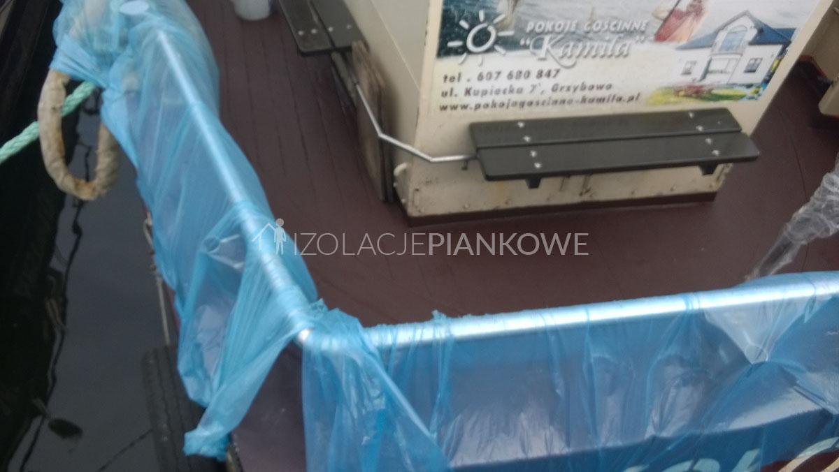 hydroizolacja polimocznikiem