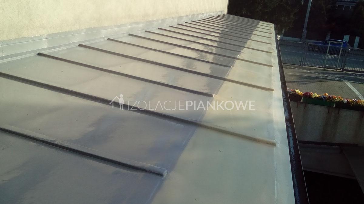 izolacja polimocznikowa dachu