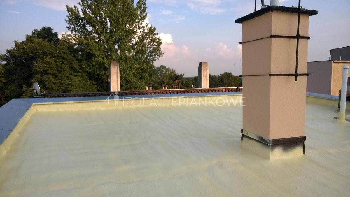 piana PUR pokrycie dachu