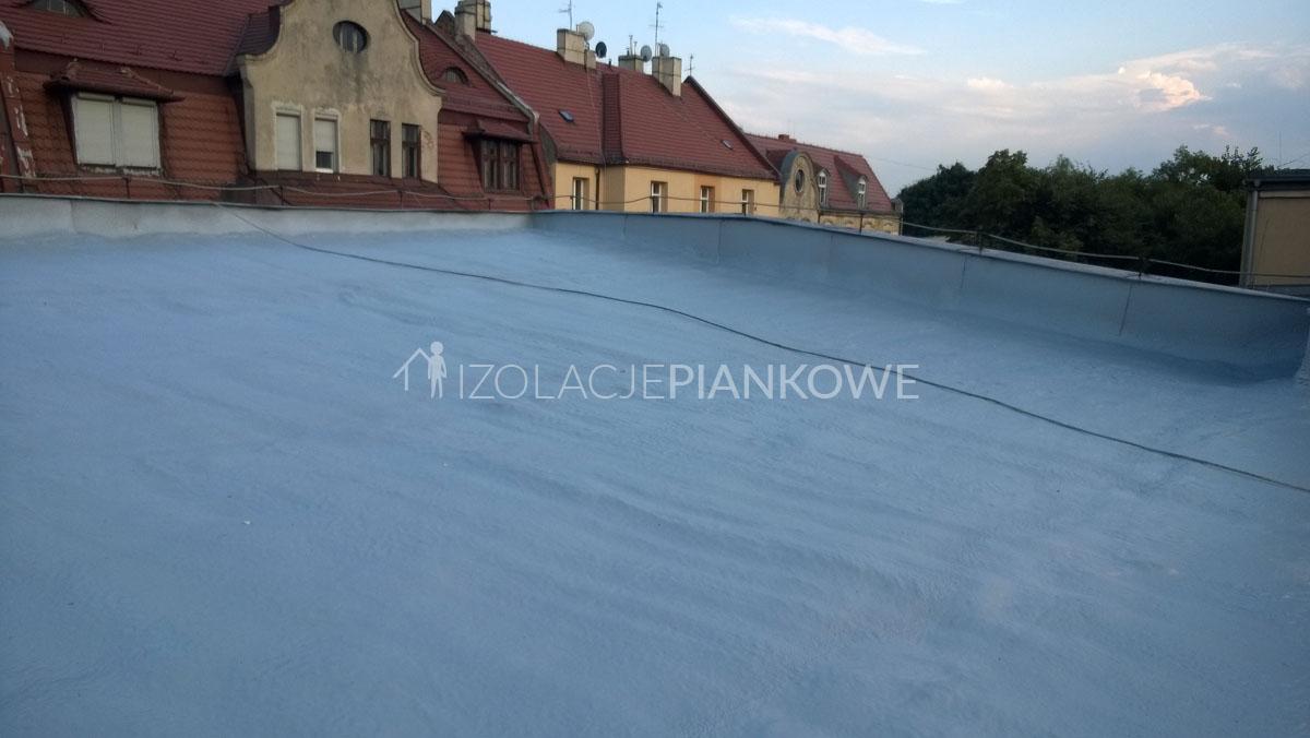 piana PUR na dachu