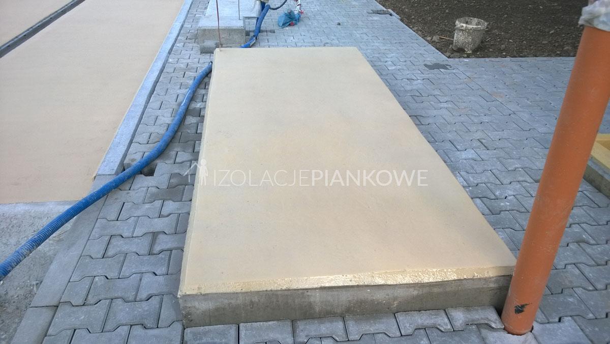 polimocznikowa antykorozja betonu