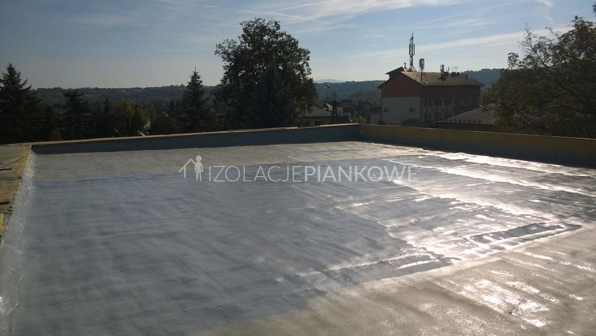 technologie natryskowe dachowe