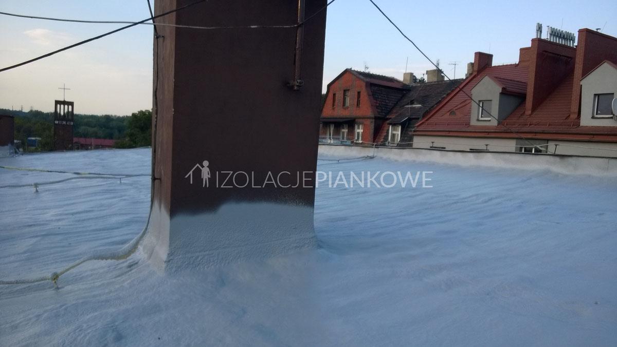 termoizolacja dach pianka