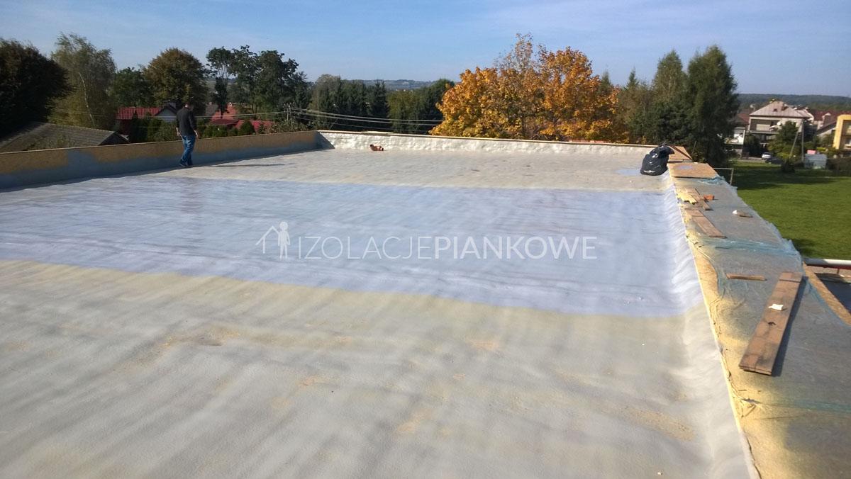 termoizolacja dach polimocznik