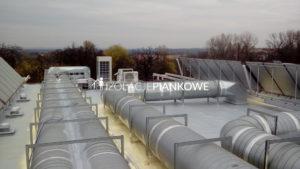 Ocieplenie dachu pianka